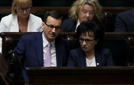 PiS i jego media o Białymstoku: potępiamy przemoc, ale to LGBT prowokuje Polaków