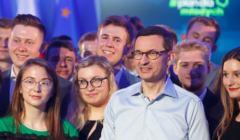 Morawiecki młodzi