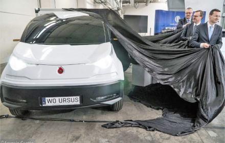 Marzenie Morawieckiego - milion samochodów elektrycznych - odjeżdża o kolejne lata w przyszłość