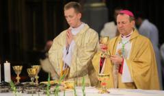 Swiecenia arcybiskupa Tadeusza Wojdy w Bialymstoku