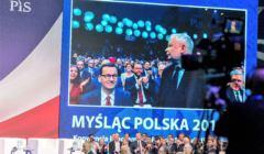 Kaczyński i Morawiecki PiS