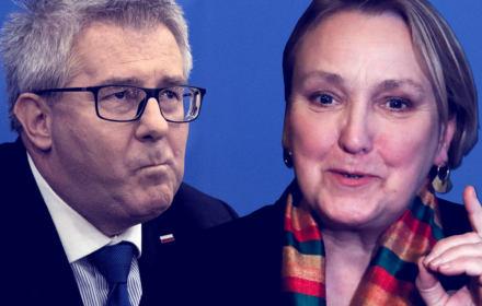 Sąd: Ryszard Czarnecki ma przeprosić Różę Thun za porównanie do szmalcowników