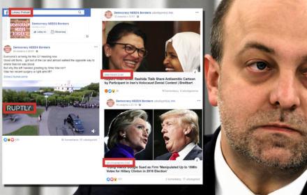 Co minister Piebiak polubił na FB? Alt-Right, szyderstwa z opozycji, antyukraińskie i prokremlowskie portale