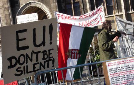 Warszawa w Budapeszcie. Węgierski sędzia pyta Trybunał Sprawiedliwości UE o niezawisłość sądownictwa