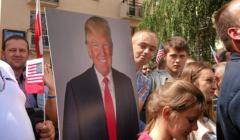 Wizyta Trumpa