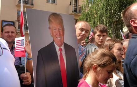 Zandberg: PiS ustawia Polskę w roli trzeciorzędnego sojusznika USA