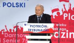 Kaczyński w Piotrkowie