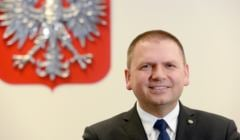 Sedzia Maciej Nawacki prezes Sadu Rejonowego w Olsztynie .