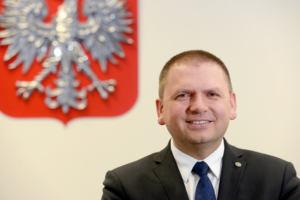 Maciej Nawacki, prezes Sądu Okręgowego w Olsztynie