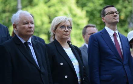 Jak trwoga, to do Przyłębskiej. Trybunał ma pomóc władzy zataić listy poparcia kandydatów do nowej KRS