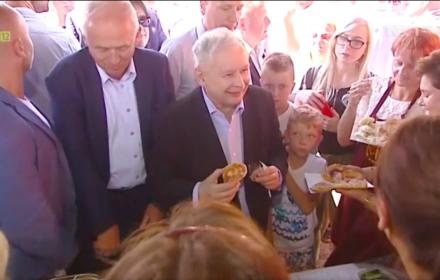 Jarosław Kaczyński, Piknik Rodzinny w Zbuczynie, 11 sierpnia 2019