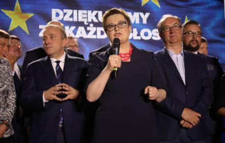 Pakt senacki opozycji. Czarzasty: Schetyna się nie kwapił. Lubnauer: Porozumienie było oczywistością