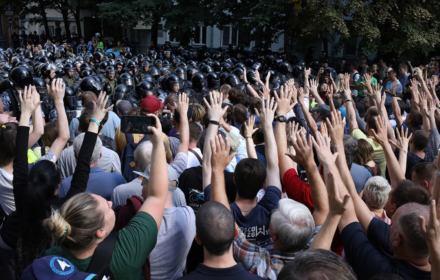 Rosjanie nie znudzili się protestami. 10 sierpnia znów wyjdą na ulice przeciwko władzy