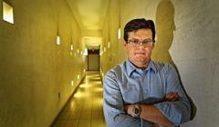 13.04.2016 Katowice . Krystian Markiewicz - sedzia Sadu Okregowego i prezes Stowarzyszenia Sedziow Polskich Iustitia .