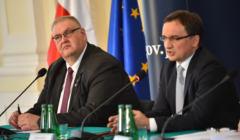 Prokurator Bogdan Święczkowski i Minister Ziobro. Święczkowsk atakuje Małgorzatę Gersdorf