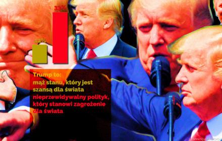 Trump jest nieprzewidywalny i stanowi zagrożenie - uważają Polacy, z wyjątkiem wyborców PiS i Konfederacji
