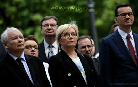 Dr Ziółkowski: Julię Przyłębską będzie można odsunąć od kierowania TK zgodnie z Konstytucją [ekspertyza]