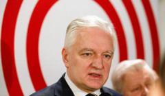 Jarosław Gowin chce przesunąć wybory