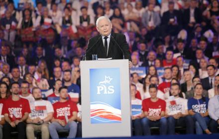 Konwencja PiS w Lublinie