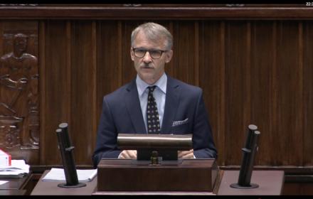Największa organizacja sędziów żąda dymisji szefa nowej KRS Leszka Mazura