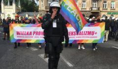 II Marsz Równości w Lublinie