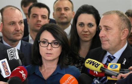 Gasiuk-Pihowicz: Polski system prawny po PiS wygląda jak po przejściu huraganu. Trzeba posprzątać. Zrobimy to