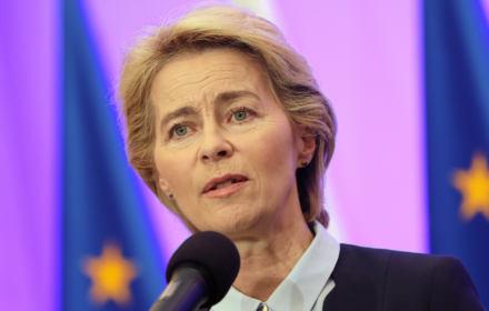 Ursula von der Leyen chce