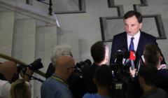 Debata w Sejmie nad odwolaniem ministra Zbigniewa Ziobro