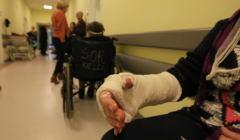 Pacjenci na Szpitalnym Oddziale Ratunkowym