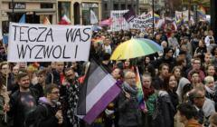 Marsz Rownosci w Toruniu
