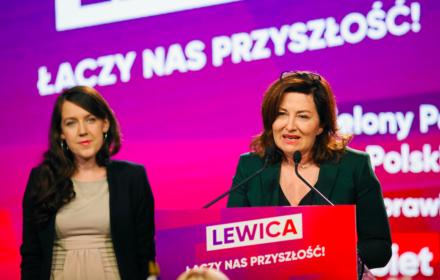 """""""To innowacyjność, wrażliwość i odwaga"""". Lewica przedstawiła Zielony Pakt dla Polski"""