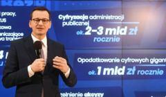 Mateusz Morawiecki podatek cyfrowy