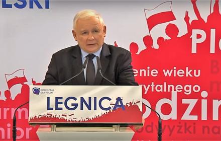 Kaczyński o immunitecie