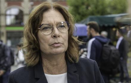 Paprotka, ciocia, drugi Komorowski. Prawica usiłuje zniechęcić wyborców do Małgorzaty Kidawy-Błońskiej