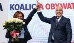 Start kampanii Koalicji Obywatelskiej