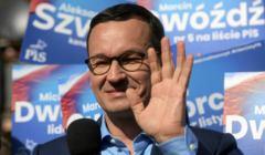 M ateusz Morawiecki w Ząbkowicach Śląskich