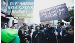strajk klimatyczny Warszawa, 20 września 2019