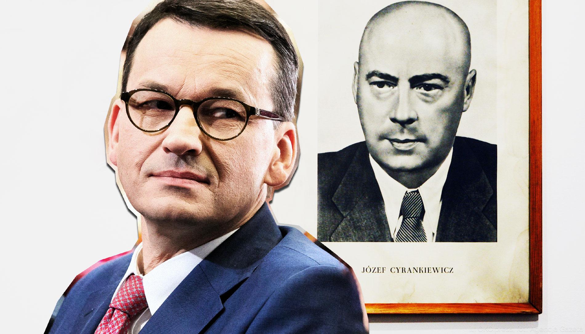 Morawiecki Pobije Cyrankiewicza Jak Prezes Kaczyński Gra