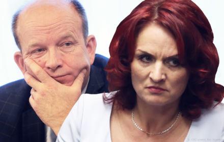 Politycy PiS ukarani przez wyborców. Krynicka, Czabański, Sobecka, Radziwiłł, Żaryn i inni