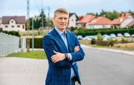 Marcin Skonieczka, kandydat Koalicji Obywatelskiej do Sejmu