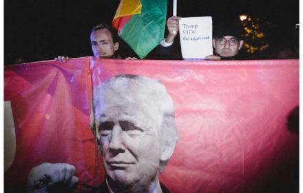 USA zdradziły Kurdów. Decyzja Trumpa grozi katastrofą humanitarną i odrodzeniem ISIS