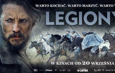 "Film""Legiony"" baner"