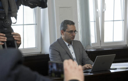 Rzecznik dyscyplinarny Michał Lasota, który ściga sędziów, ma ponad 350 zaległych spraw do osądzenia