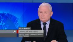 Kaczyński Polsat