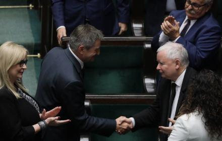 Dr hab. Balicki: Sejm mijającej kadencji jest najgorszy od 30 lat. Polski parlamentaryzm zniszczono
