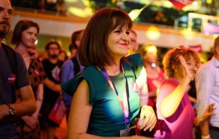 """Dorota Olko: """"Małe miasta są wkurzone. Ludzie są rozczarowani polityką i coraz bardziej PiS-em"""""""