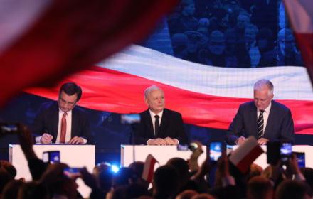 Trudnowski: Sztabowcy PiS nie mają spokojnej nocy. Znaczenie Gowina i Ziobry będzie rosło