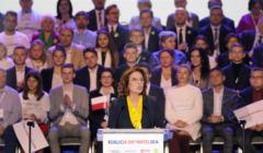 Koalicja Obywatelska - konwencja wyborcza