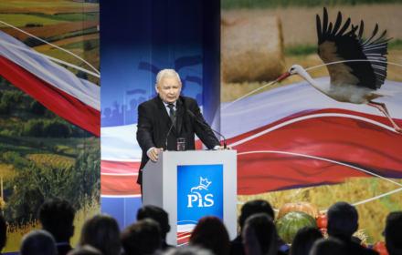 Kaczyński ujawnia: Wojciechowski będzie w Unii ważniejszy niż Tusk