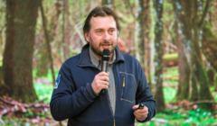 Adam Wajrak w Poznaniu